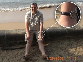 Prokuratura: Gawłowski dostał zegarek-łapówkę w 2011 roku. Ale w 2008 miał go na ręku [ZDJĘCIA]