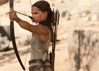 Lara była pierwsza