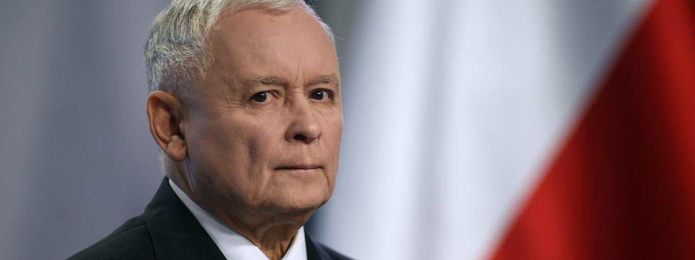 Jarosław Kaczyński polityka Prawo i Sprawiedliwość PiS