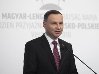Andrzej Duda też przestraszył się Komisji Europejskiej