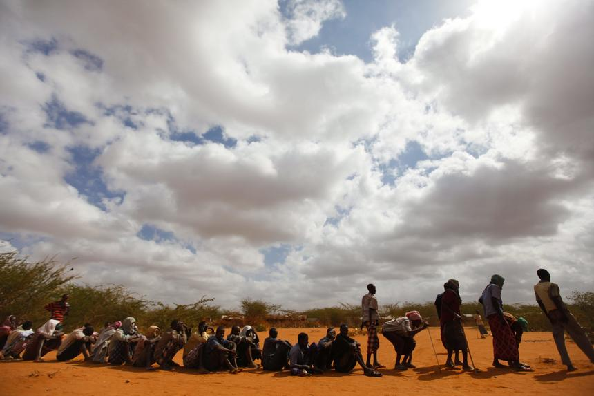 """Rząd Kenii nazwał Dadaab """"wylęgarnią terroryzmu""""."""