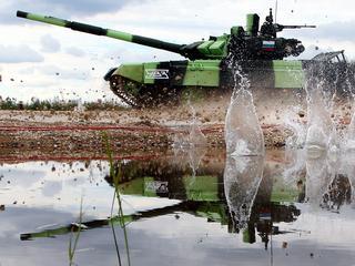 Polska zarabia na radzieckich czołgach