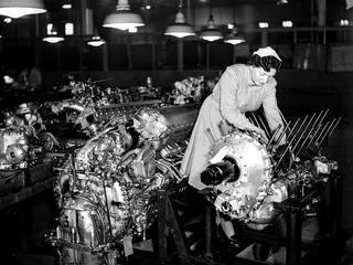 Silnik, który wygrał IIwojnę światową
