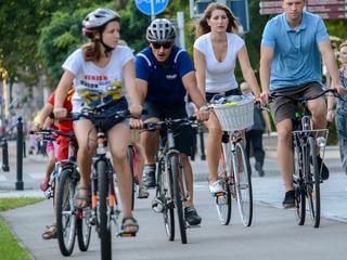 Czy w Warszawie rowerów jest za dużo?