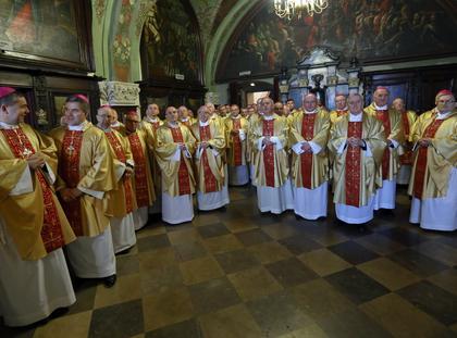 biskupi episkopat Jasna Góra