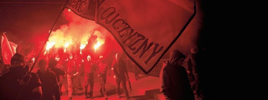 Nacjonaliści, Warszawa, Marsz Niepodległości
