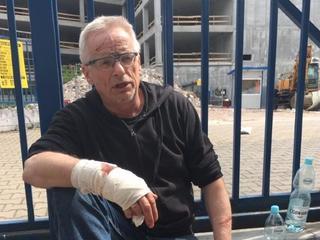 """Walczyli z """"dziką reprywatyzacją"""" w Warszawie. Zostali pobici"""