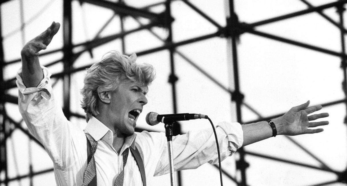 David Bowie 1947-2016 Legendary Musician