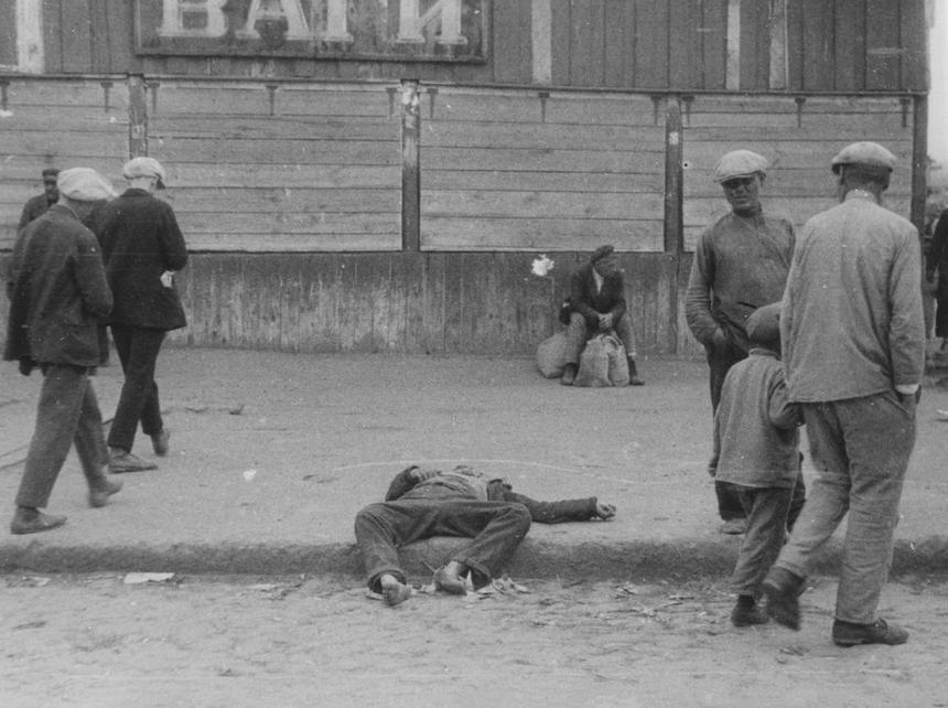 Charków, wiosna 1933