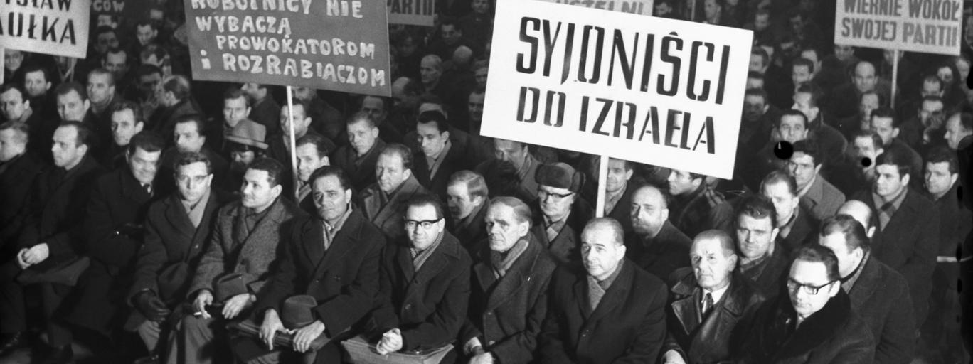 Masówka w hucie Lenina
