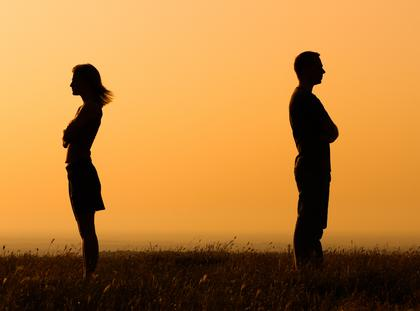 Kobieta mężczyzna związek małżeństwo para