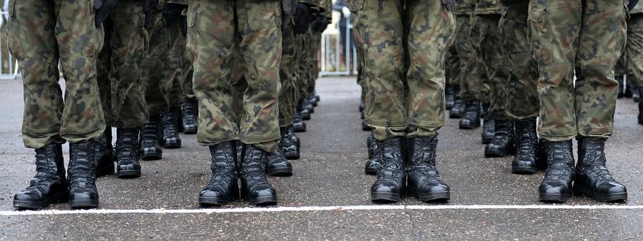 W Polsce od niemal dekady istnieje wyłącznie wojsko zawodowe.