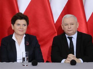 """Sondaż: """"Nie"""" dla Kaczyńskiego"""