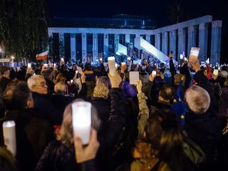 Protesty pod Sądem Najwyższym wciąż mają sens. Czas działa na naszą korzyść