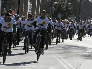 Jeden rower przypada na pięciu Polaków