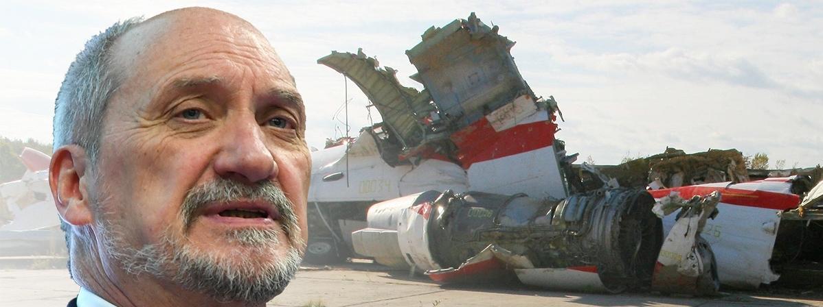 Antoni Macierewicz, Smoleńsk