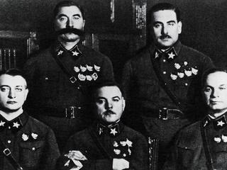 Wielkie czystki Stalina. Rozprawa z Tuchaczewskim