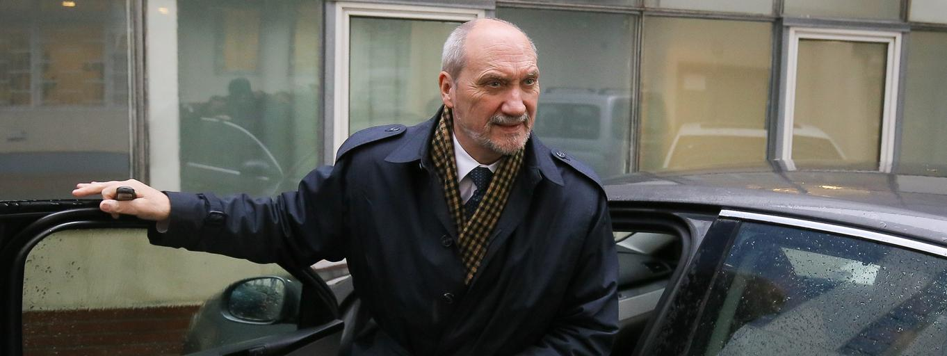 Antoni Macierewicz Nowogrodzka Jarosław Kaczyński