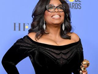 Tonący Oprah sięchwyta