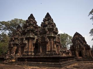 1. Angkor: Świątynie i zaginione miasto