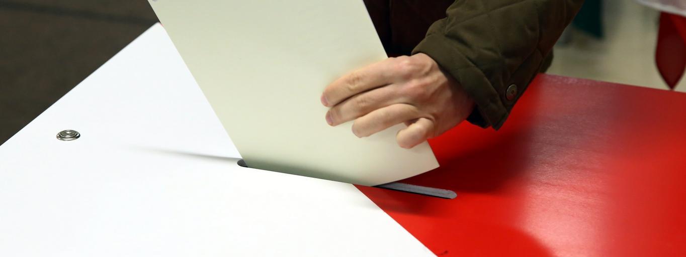 wybory głosowanie pkw samorząd