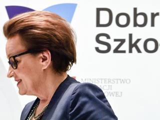Jaki był najcięższy grzech reformy Anny Zalewskiej?