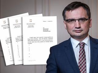 Ziobro nie chce ujawnić, kto poparł nowych członków KRS. Co ukrywa minister?