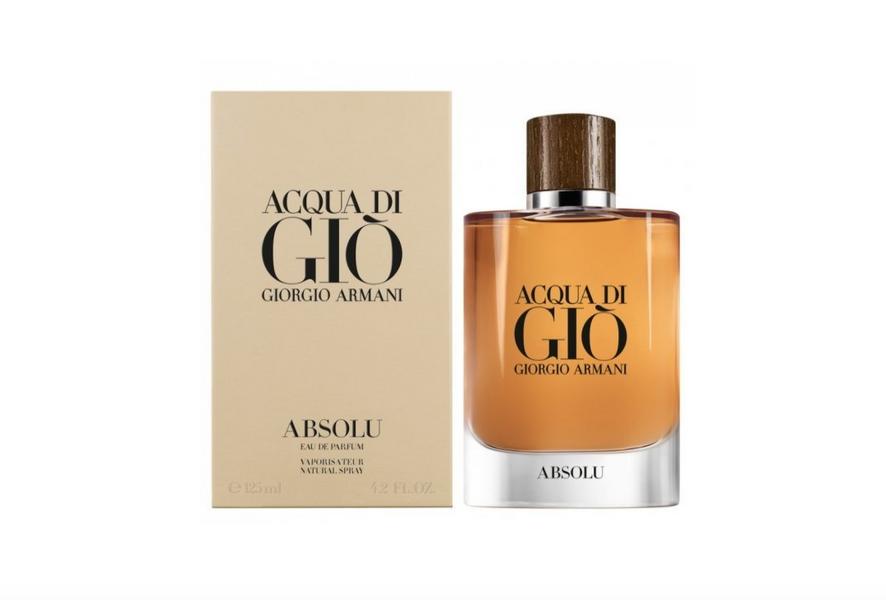 Perfumy Armani Acqua di Gio Absolu