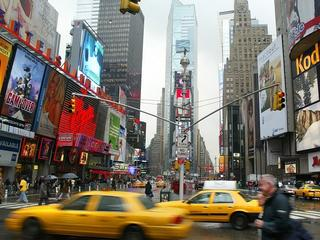 Nowy Jork w biegu