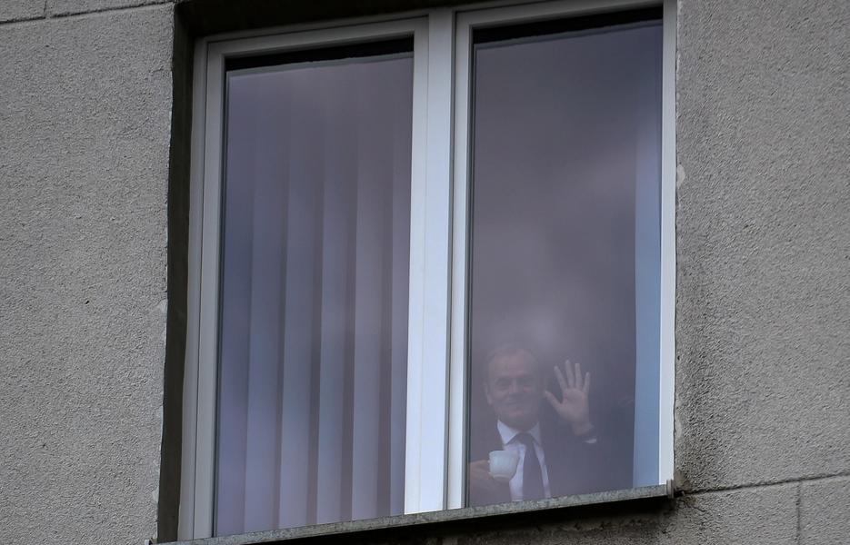 Donald Tusk. fot. Jakub Kamiński/PAP
