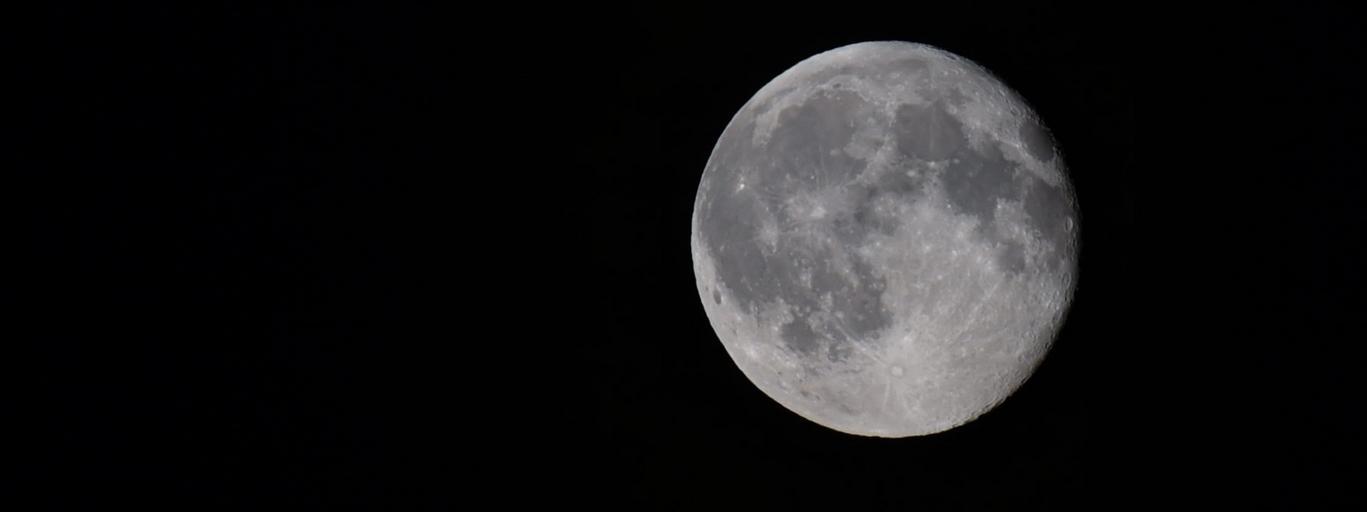 pełnia Księżyca księżyc