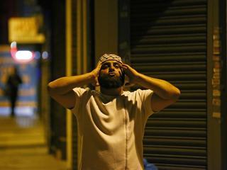 Atak w Londynie. Furgonetka wjechała w tłum wychodzący z meczetu