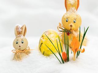 Śnieg na Wielkanoc? Ten widok nie powinien nas już dziwić