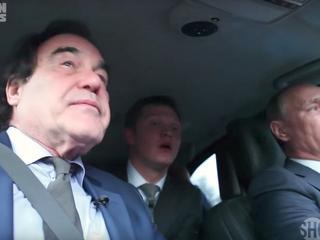 Jedyny taki wywiad. Putin odpowiada na pytania, prowadząc samochód. I mówi o KGB