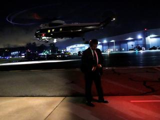 Donald Trump w Polsce. Jak się chroni prezydenta USA?