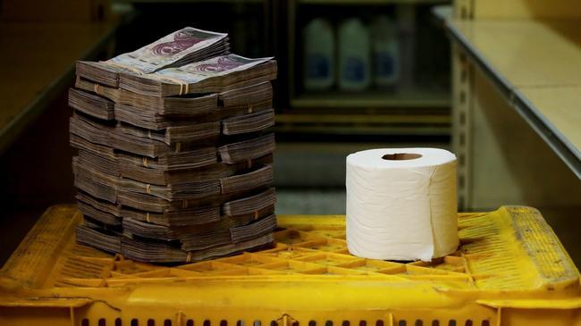 pieniądze Wenezuela
