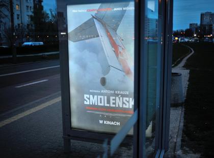 """reklama filmu """"Smolensk"""""""