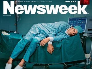 """""""Drodzy pacjenci, pamiętam Wasze skrzywione z bólu twarze"""". Wpis lekarza po tekście """"Newsweeka"""""""
