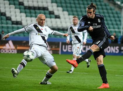 Legia Warszawa Real Madryt remis