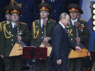 Piosenka w służbie propagandy. Putin też ma muzycznych pupili