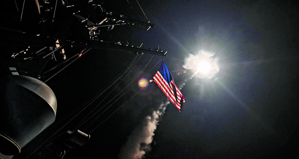Atak dyktatora iodwet Ameryki