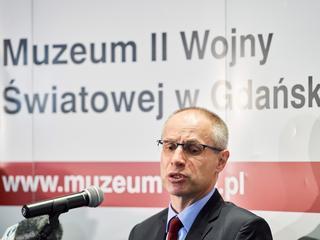 """""""PiS chce pokazać, że człowiek, który walczy o dobro wystawy MIIWŚ jest kryminalistą"""""""
