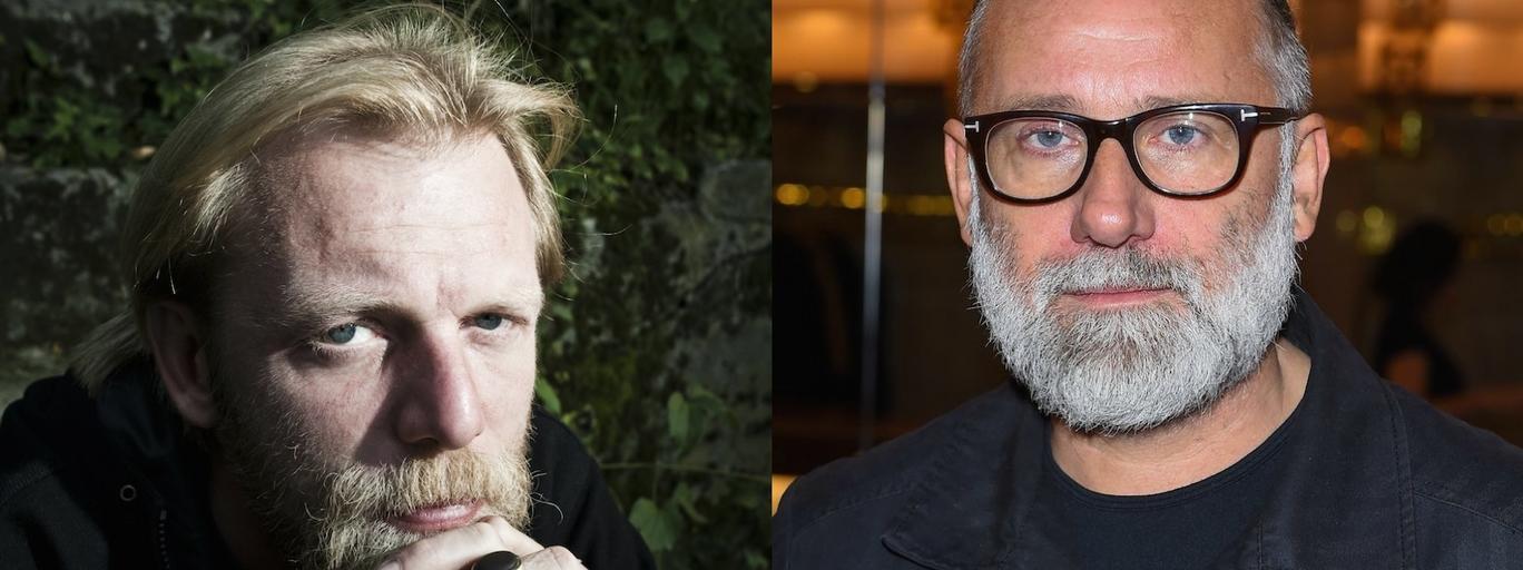 Max Cegielski oraz Andrzej Saramonowicz
