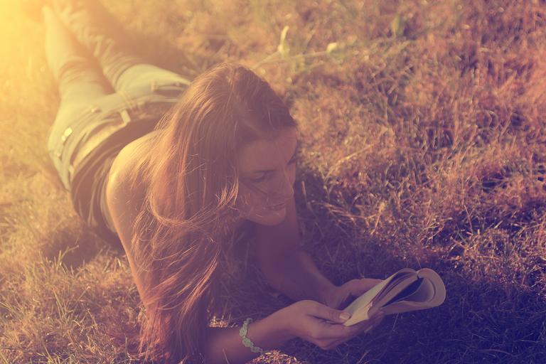 czytanie książka książki kobieta