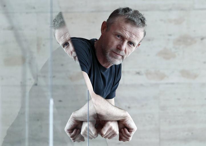 Norweski pisarz Jo Nesbo