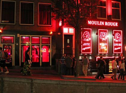 amsterdam dzielnica czerwonych latarni