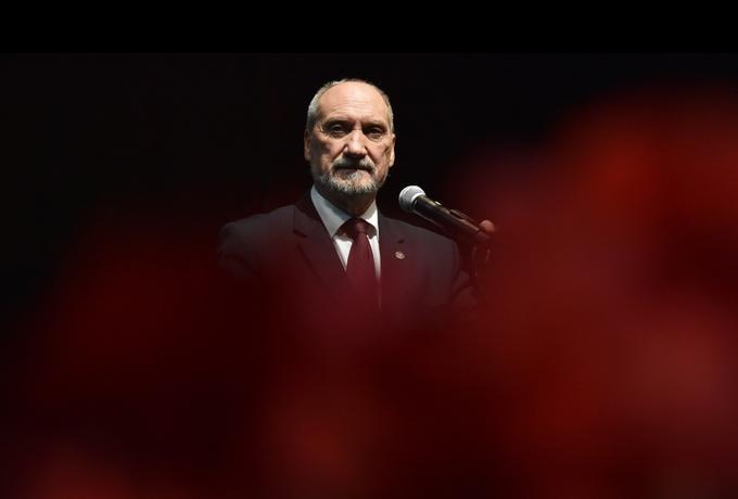 Macierewicz w MON? To wyraz pogardy dla interesów Polski i Polaków