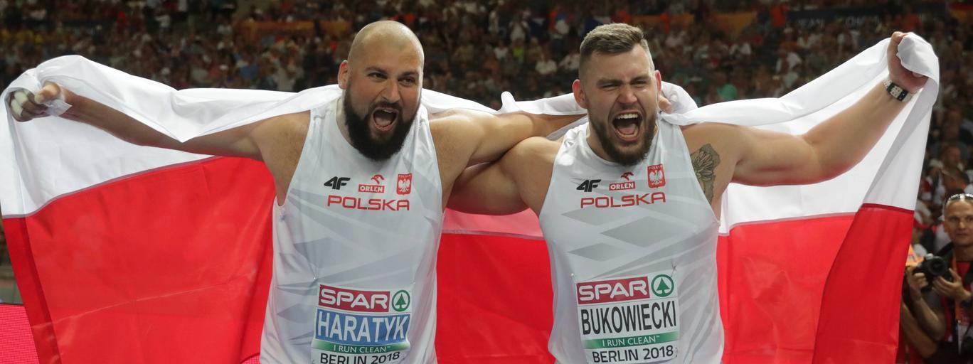 Polacy dominują w klasyfikacji medalowej Mistrzostw Świata w Lekkoatletyce w Berlinie.