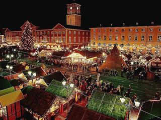 Europejskie jarmarki bożonarodzeniowe w promocji Black Friday
