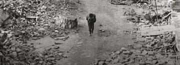 Warszawa rok 1945.